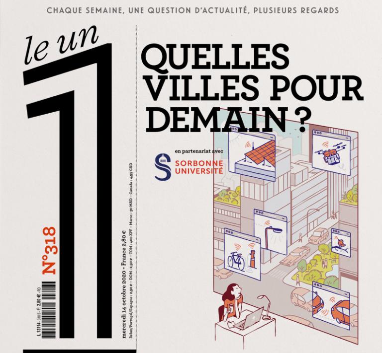 Read more about the article Expertises – F. Huguenin-Richard et P. Ingallina «Quelles villes pour demain ?» sur France Culture et dans le Journal «Le UN».