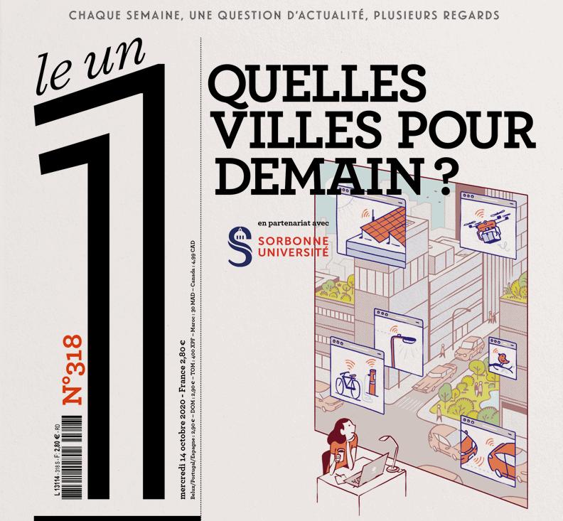 Expertises – F. Huguenin-Richard et P. Ingallina «Quelles villes pour demain ?» sur France Culture et dans le Journal «Le UN».