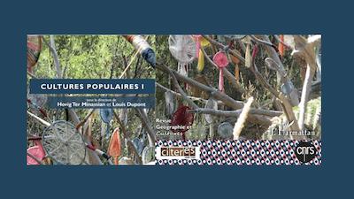 Article de Marie-Alix Molinié dans un n° de Géographie et Cultures co-dirigé par Louis Dupont