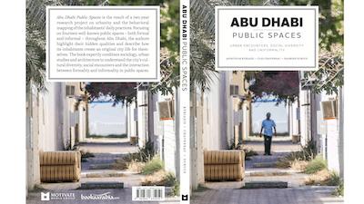 "Hadrien Dubucs publie ""Abu Dhabi public spaces"""