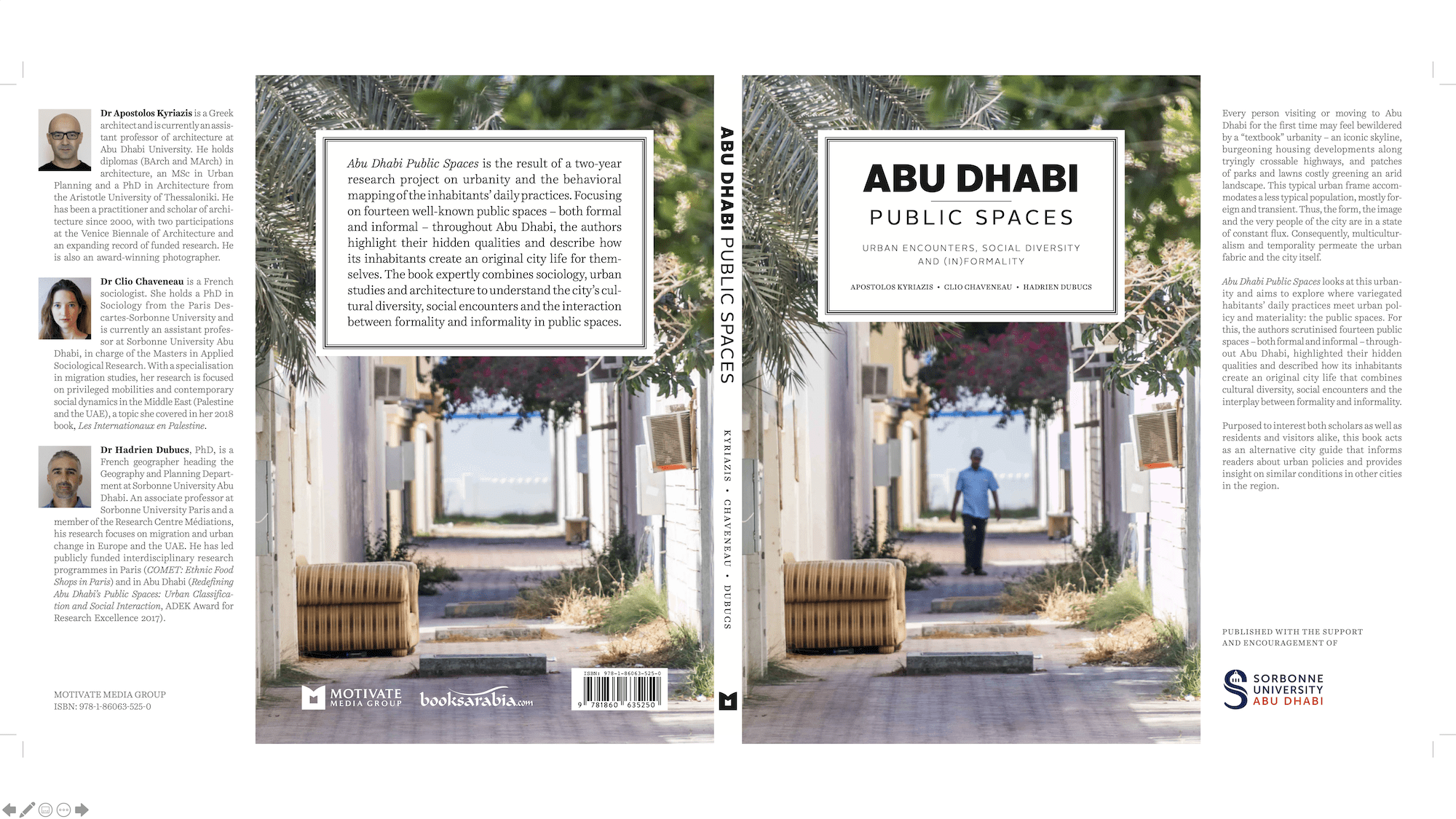 Read more about the article Hadrien Dubucs publie «Abu Dhabi public spaces»