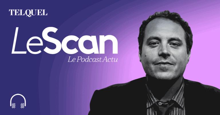 David Goeury interviewé dans Le Scan, podcast d'actualité de TelQuel