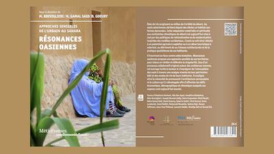 """David Goeury a co-dirigé l'ouvrage """"Résonances oasiennes"""""""