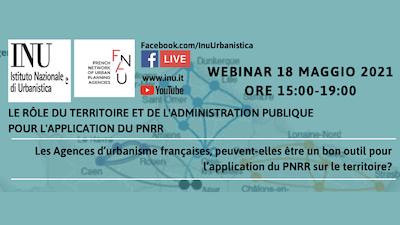 Read more about the article Patrizia Ingallina co-organise un webinaire sur les agences d'urbanisme françaises