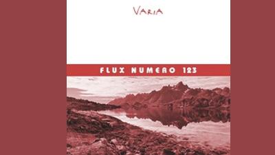 Read more about the article Florence Huguenin-Richard co-auteure d'un article dans la revue Flux