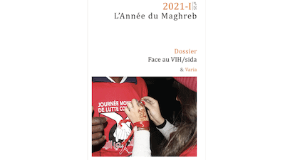 Read more about the article David Goeury publie un article dans la revue «L'année du Maghreb»